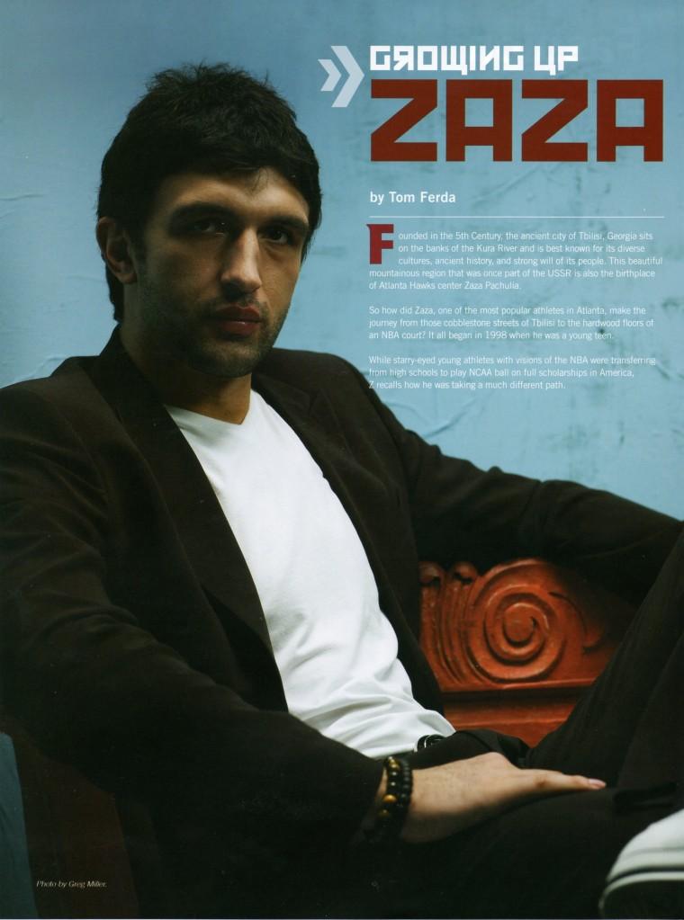 Zaza Cover Story pg 2