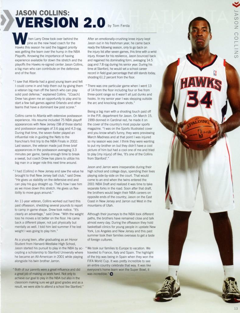 NBA Jason Collins