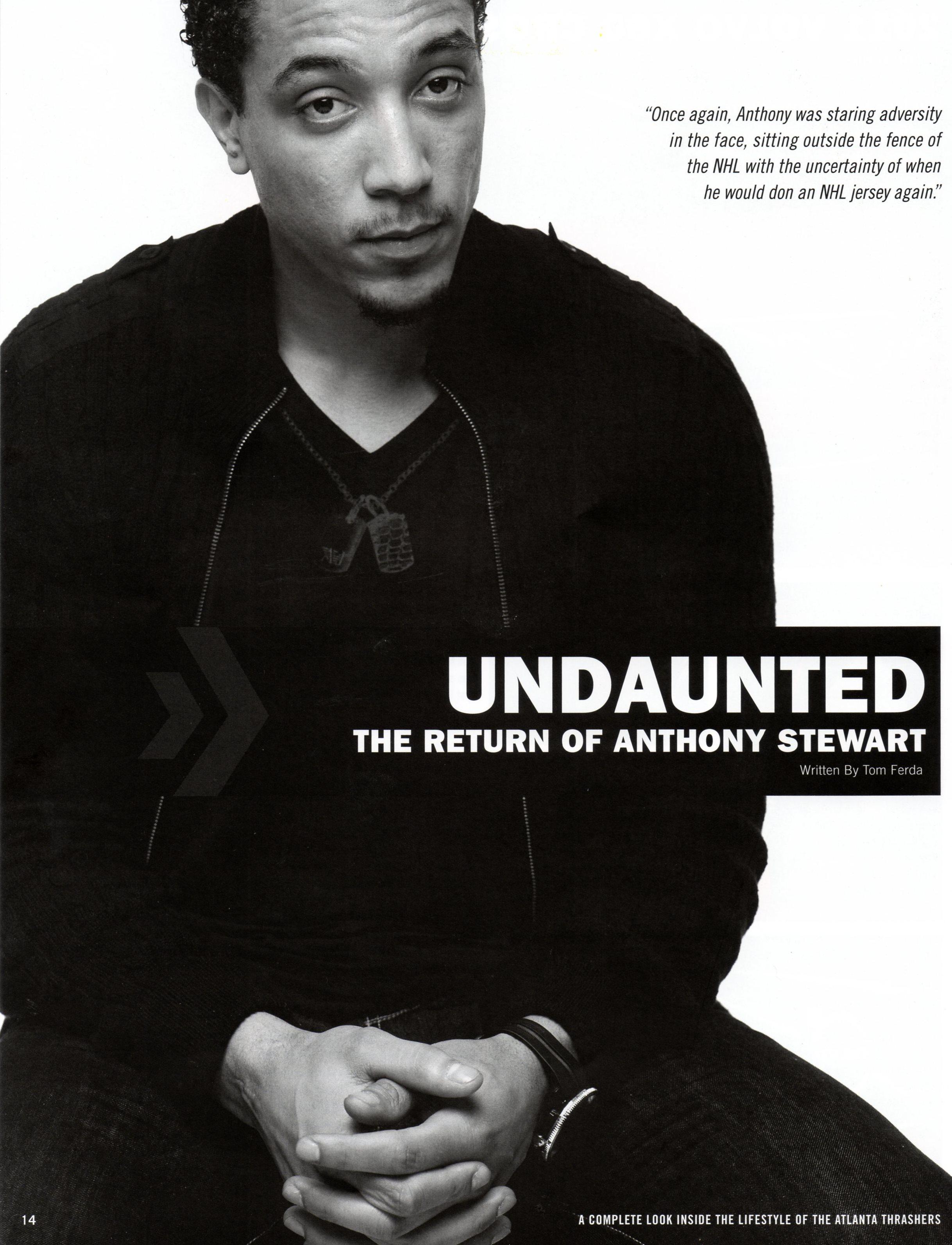 NHL Stewart Undaunted pg 1