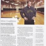 Hawks trainer article